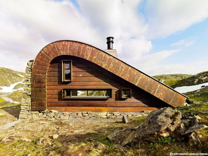 Hidden Houses For People Who Like Solitude