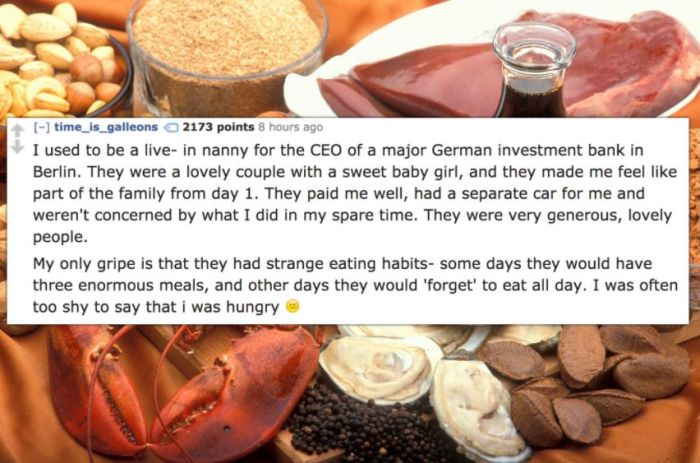 Employees Of Rich People Share Weird Things They've Seen