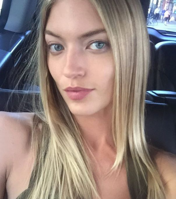 22 Selfies Of Your Favorite Supermodels Without Makeup