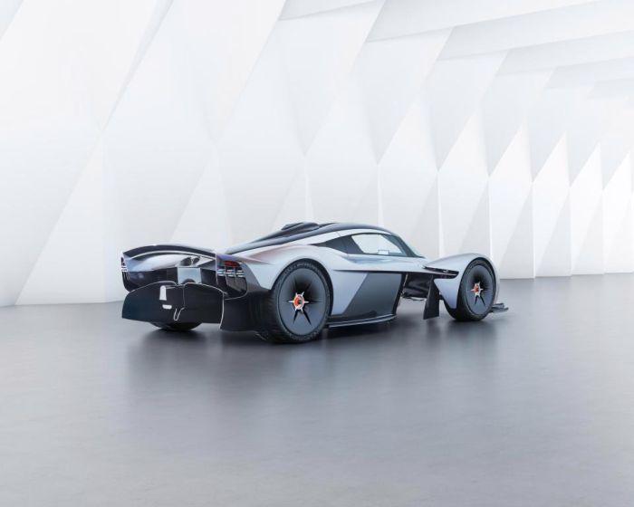 The Aston Martin Valkyrie Hypercar Is Stunning