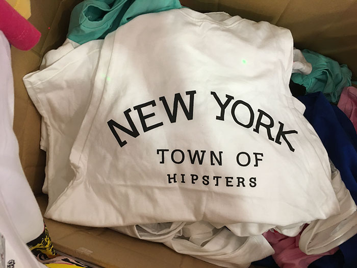American Tourist Photographs Badly Translated English Shirts In Japan