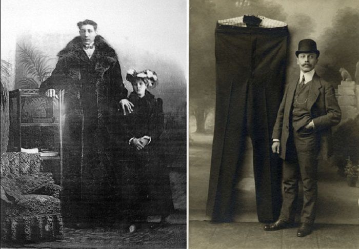 Fedor Makhnov Was Once The Tallest Man On The Planet