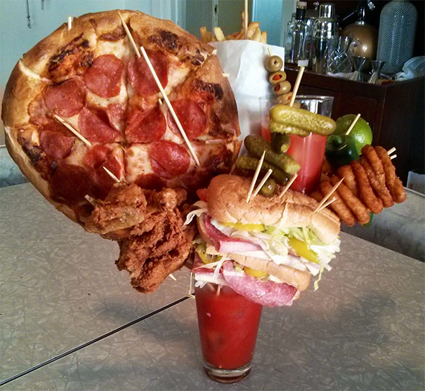 Restaurants That Went Way Too Far While Serving Food