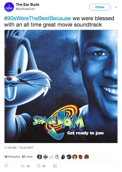Time To Dive Deep Into Some 90s Nostalgia