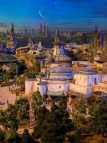 Star Wars Land Is Going To Be A Dream Come True
