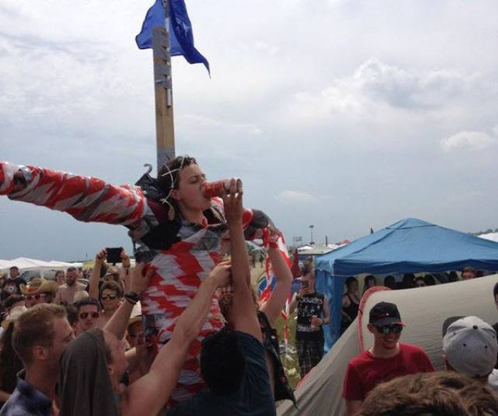Why Music Festivals Are Not The Best Places To Hang Out
