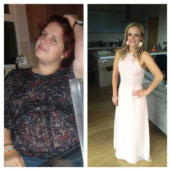 Weight Loss Transformations That Command So Much Respect