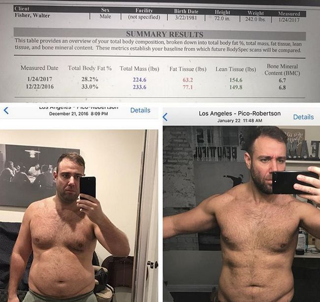 Poker Player Transforms His Body And Wins $500,000 Bet