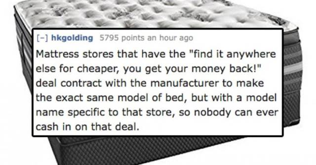 Amazing Ways That Companies Fool Their Customers