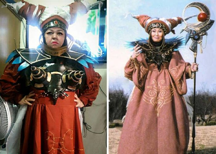 Brazilian Mom Proves You're Never Too Old To Cosplay
