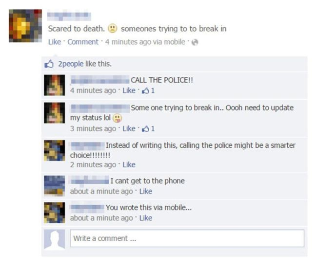 People Who Had Their Perfect Social Media Lives Exposed