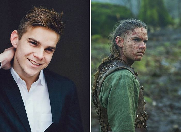 What The Stars Of Vikings Look Like In Real Life