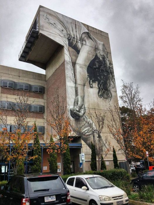 20 Masterpieces From Street Artists Around The World