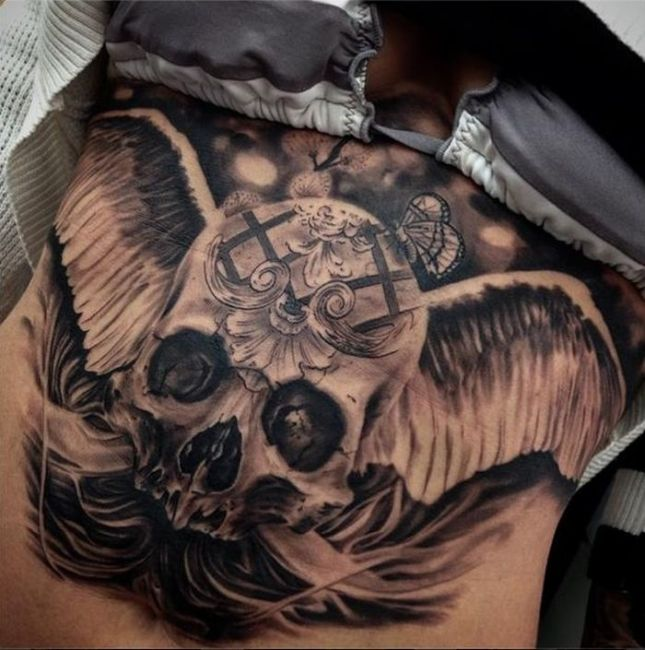 Realistic Tattoo Master Drew Apicture's Work Is Impressive