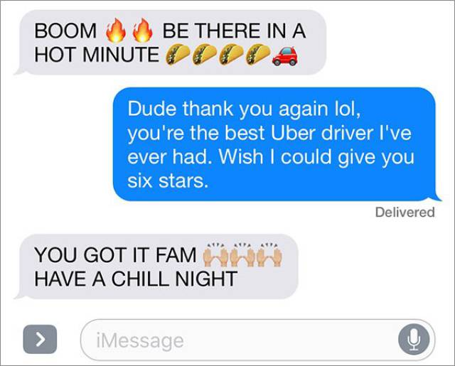 Drunk Guy Finds The Best Uber Driver Ever