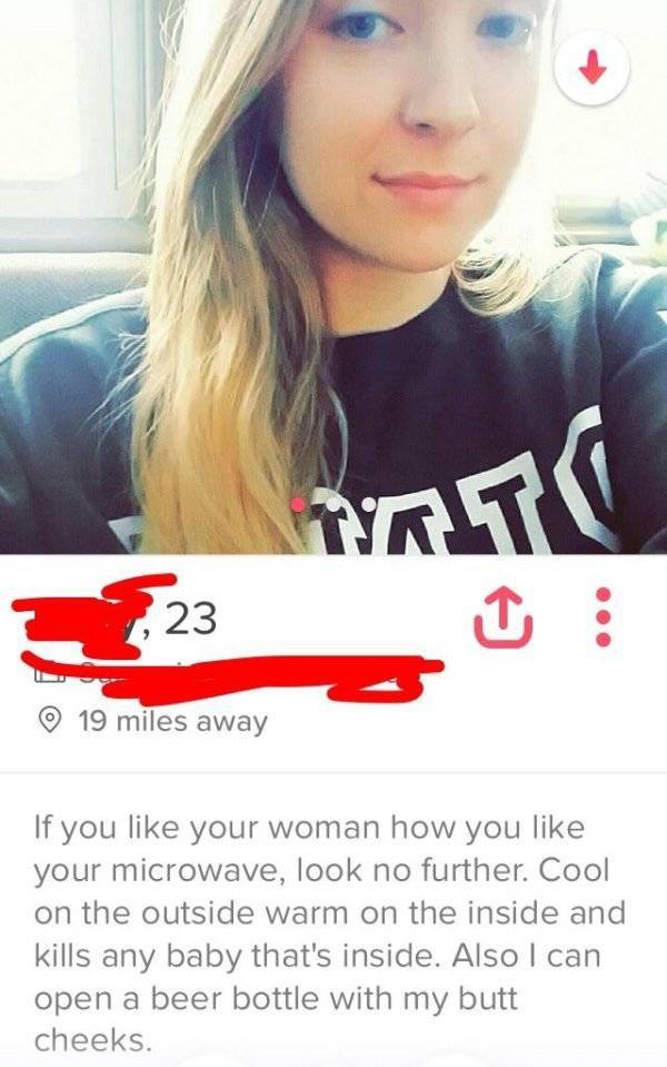 Tinder Is Clearly Not The Place To Find True Love