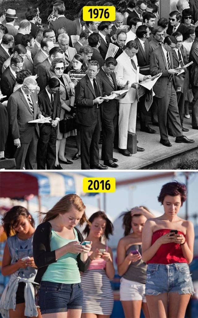 The More Humans Change The More We Stay The Same