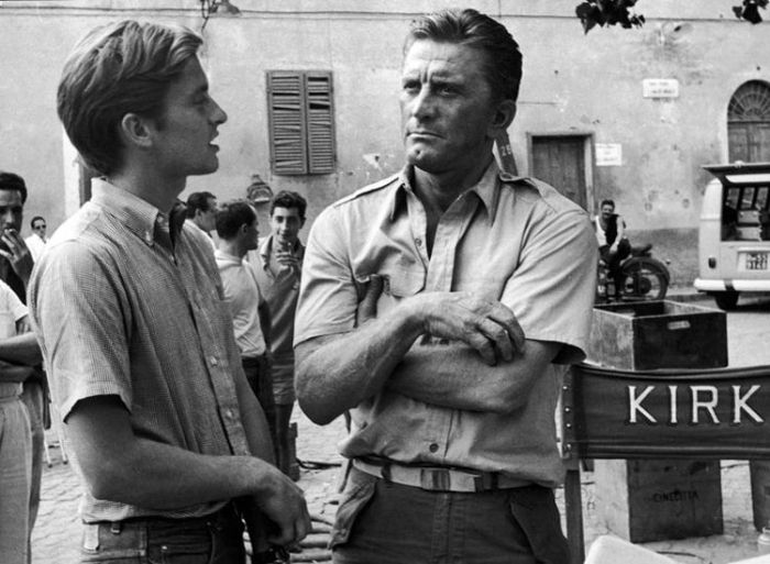 Kirk Douglas Is The Last Living Actor From Hollywood's Golden Age