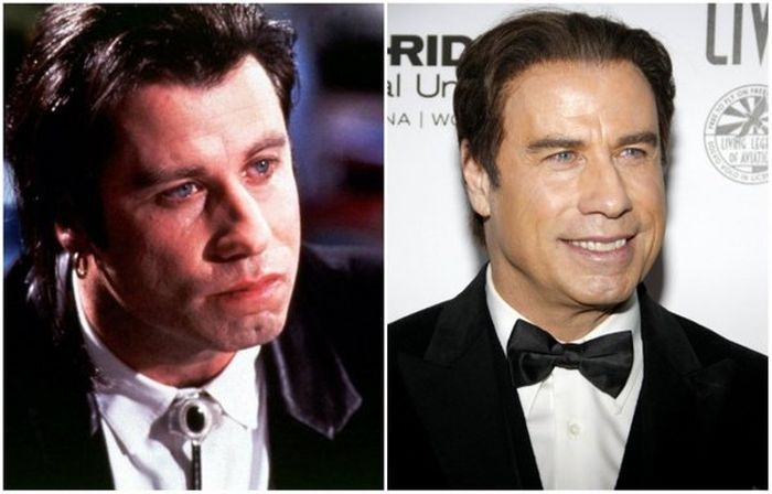 High Profile Actors Then And Now