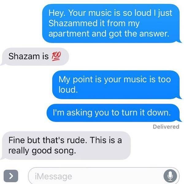 Why You Should Never Give Your Neighbor Your Number