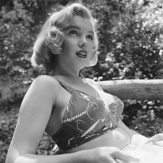 Unseen Photos Of Marilyn Monroe From The 1950s