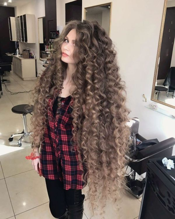 This Russian Woman Is A Real Life Rapunzel