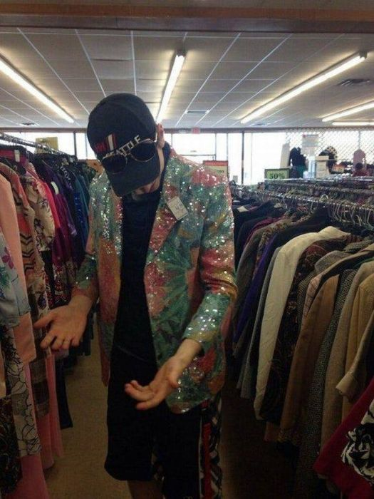 No One Will Ever Know Where Thrift Shops Find All This Stuff