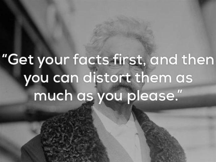 Mark Twain's Wisdom Will Live Through Ages