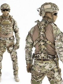 Mawashi – Uprise Tactical Exoskeleton