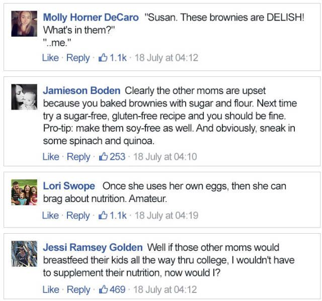 Using Breast Milk To Bake Cookies Didn't Turn Out As Expected For This Mom