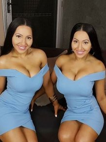 Identical Twins Decide To Get Pregnant From The Same Man