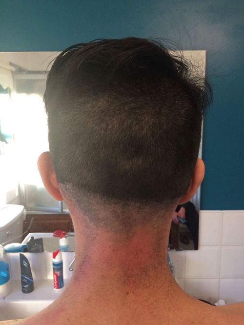 What Happens When You Don't Go To See A Good Barber