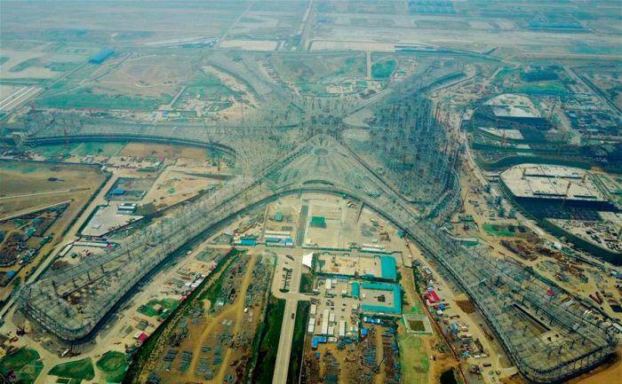 The New Beijing Airport Is Impressive