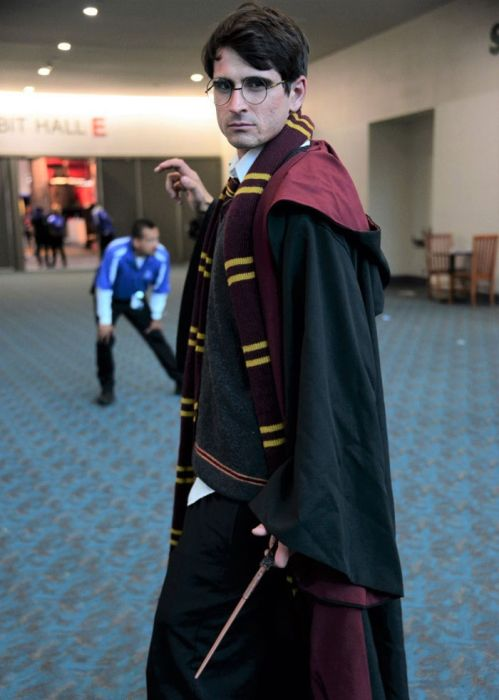 The Most Amazing Cosplays From San Diego Comic Con 2017, part 2017