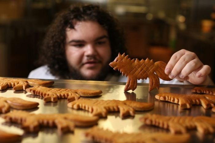Game Of Thrones Star Opens A Bakery In London