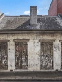 This Old House Is Not What It Appears To Be