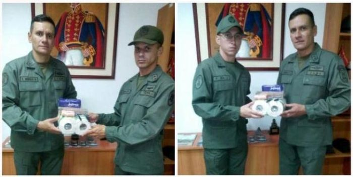 Soldiers In Venezuela Get A Big Reward