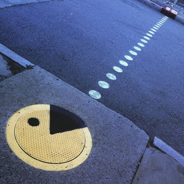 Perfectly Placed Street Art That Will Satisfy Your Eyes