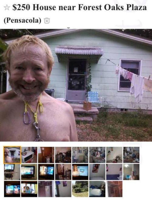 This Craigslist Room Share Ad Is Completely Real