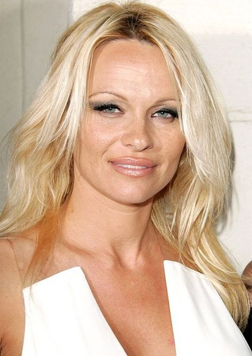 How Pamela Anderson's Appearance Has Changed Over The Years