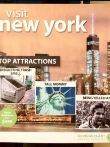 Fake State Tourism Flyers That Are Funny And Accurate