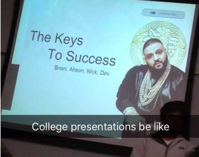 Class Presentations That Quickly Got Awkward