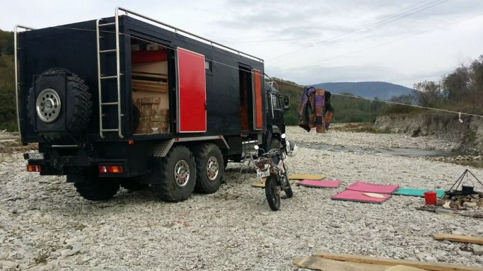 This House On Wheels Is A Dream Come True