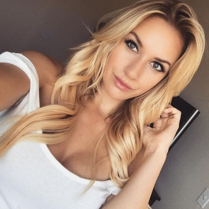 Paige Spiranac Is The Hottest Professional Female Golfer Ever
