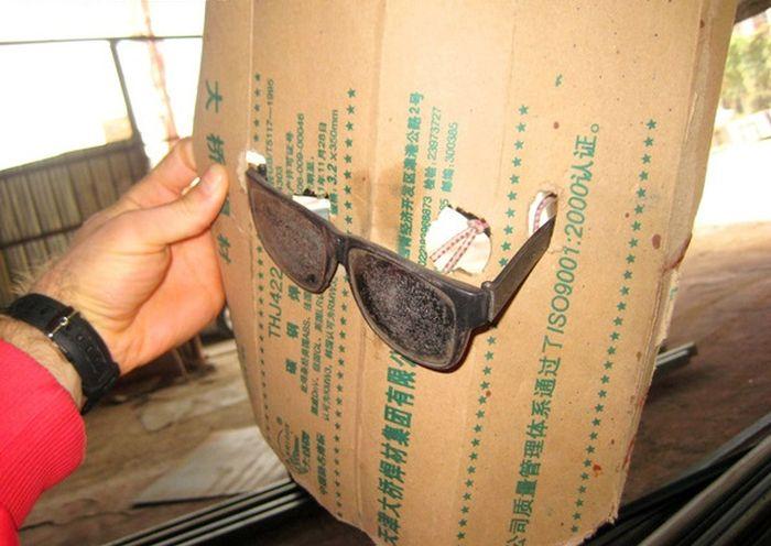 Custom Welding Mask In China