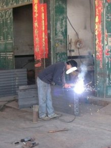 Custom Welding Mask In China