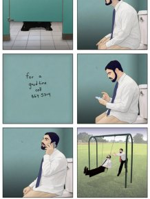 Hilarious Comics With Unexpected Endings By David Daneman