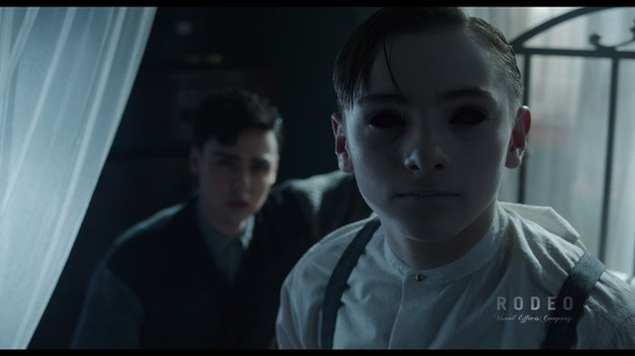 Behind The Scenes Photos From Miss Peregrine's Home For Peculiar Children