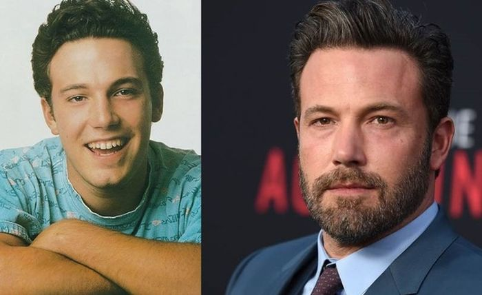 How Actors Looked Then Compared To Now