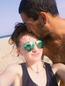 Guy Gets His Girl's Name Tattooed On His Neck After 4 Months of Dating